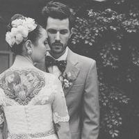Австралийская свадьба от Christine Lim