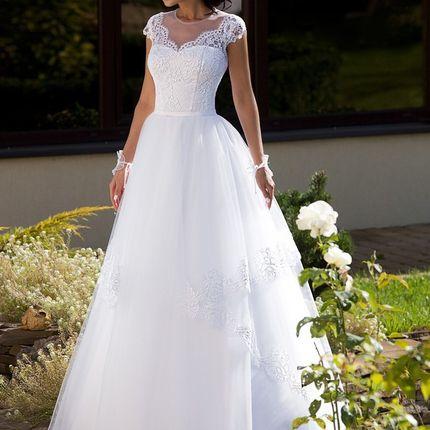 Свадебное платье Caroline модель №1719