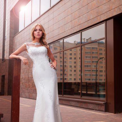 Свадебное платье Vivian модель №1809