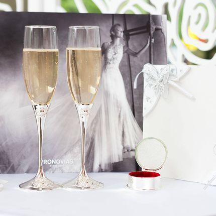 Свадебные бокалы, арт. D 019