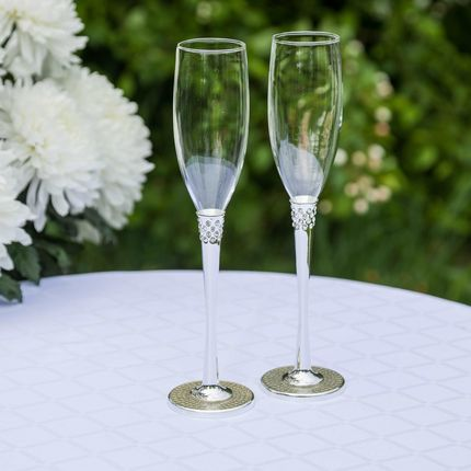 Свадебные бокалы, арт. D 008