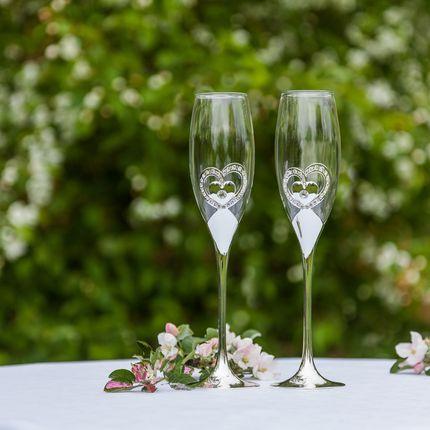 Свадебные бокалы, арт. L 007