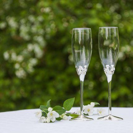 Свадебные бокалы, арт. SV 003