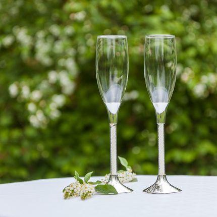 Свадебные бокалы, арт SV 004