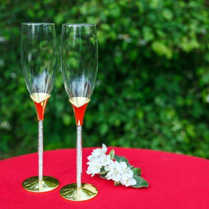 Свадебные бокалы SVg 004