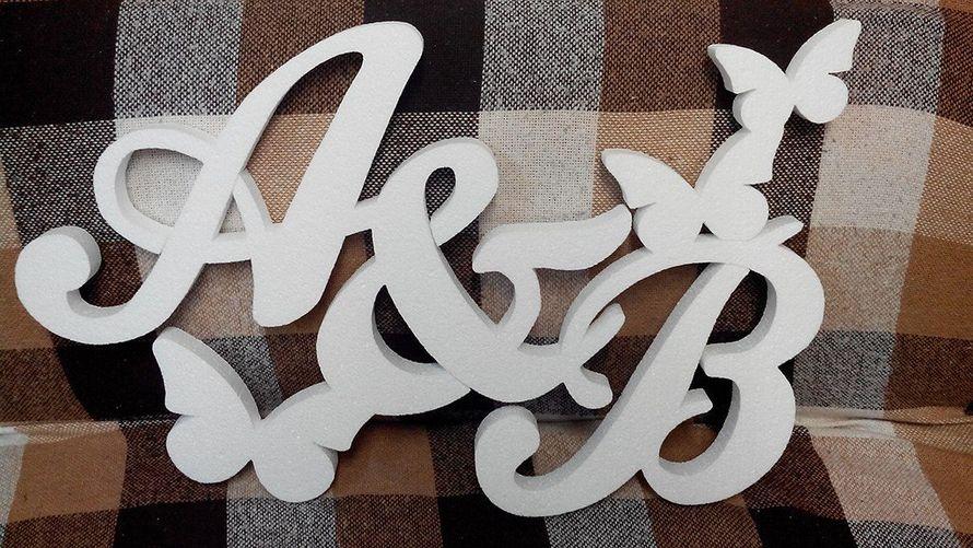Как сделать объемную надпись