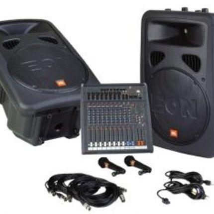 Звуковое оборудование - аренда