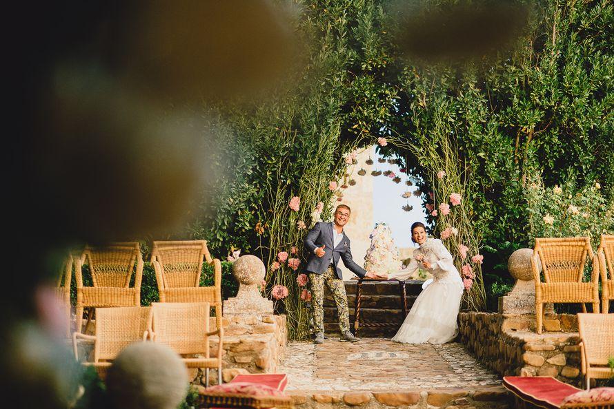 Организация свадеб в Европе.Свадьба в Испании.  - фото 12551602 Oh my love - wedding planners
