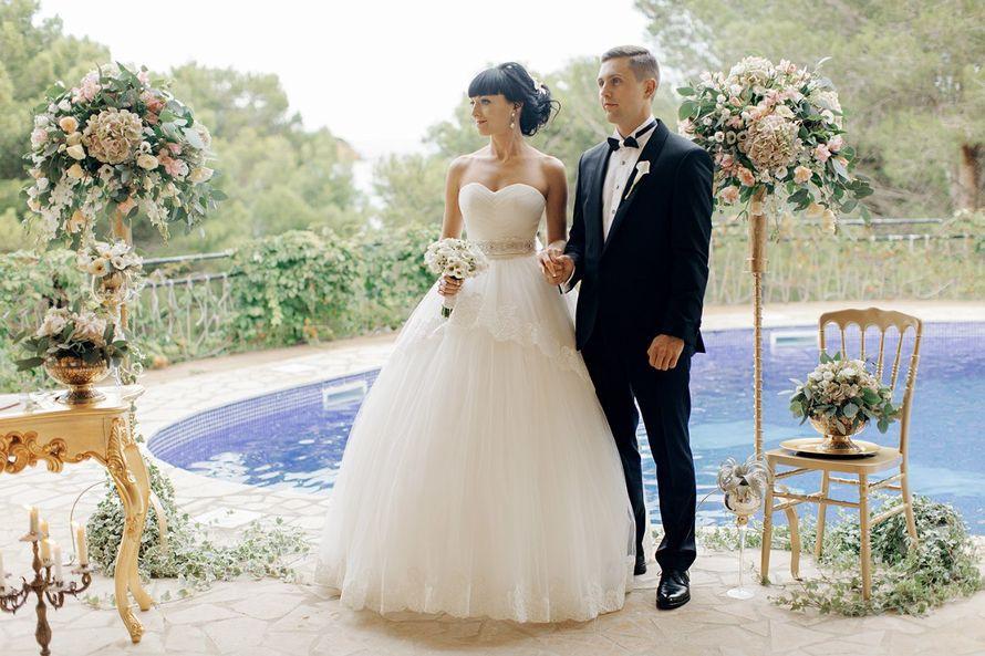 свадьба в Испании  - фото 12555652 Julia Katz - wedding planner