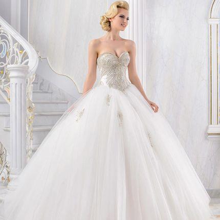 Свадебное платье Павлин