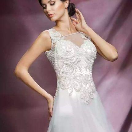 Свадебное платье - модель 3956