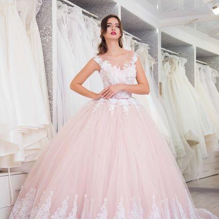 Платье Пыльная роза