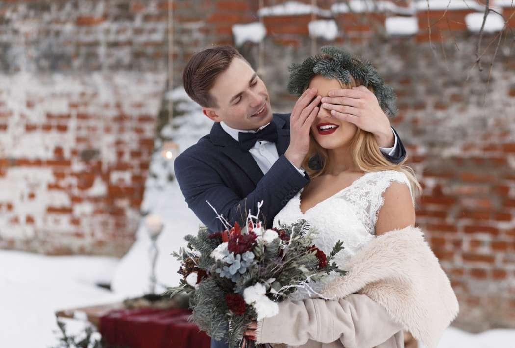 Фото 12719080 в коллекции Marsala Wedding 12/11/16 - Wood&love - студия флористики и декора