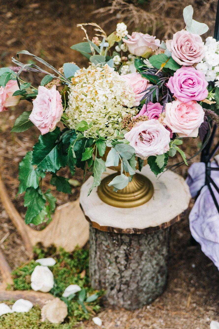 Фото 15582446 в коллекции Портфолио - Wood&love - студия флористики и декора