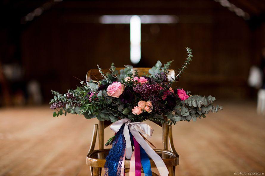 Фото 16418928 в коллекции МК Анны Пекловой - Wood&love - студия флористики и декора