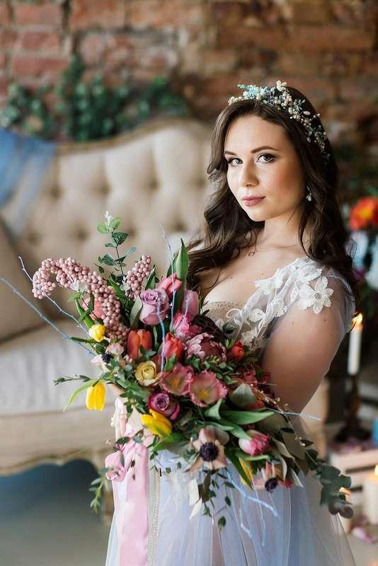 Фото 16418958 в коллекции Утро невесты - Wood&love - студия флористики и декора