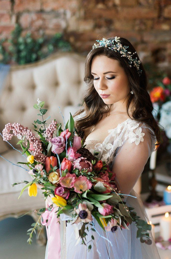 Фото 16418960 в коллекции Утро невесты - Wood&love - студия флористики и декора