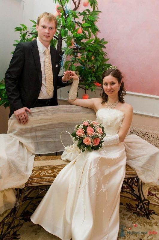 Наша свадьба 29.08.2009 - фото 61067 Оленька!