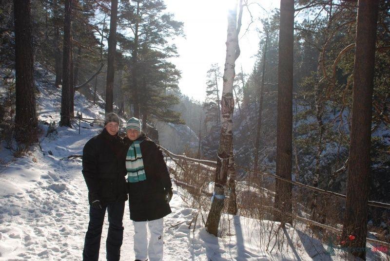 Моя любимая совместная фотка (в Иркутске)) - фото 34990 Катеринчик