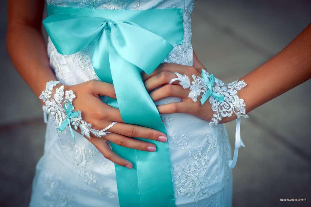 Украсить платье на свадьбу своими руками 1171