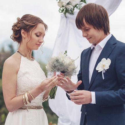 """Организация венчания в Черногории - Пакет """"Standard"""""""