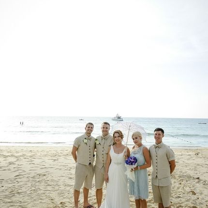 Свадебная церемония в ОАЭ