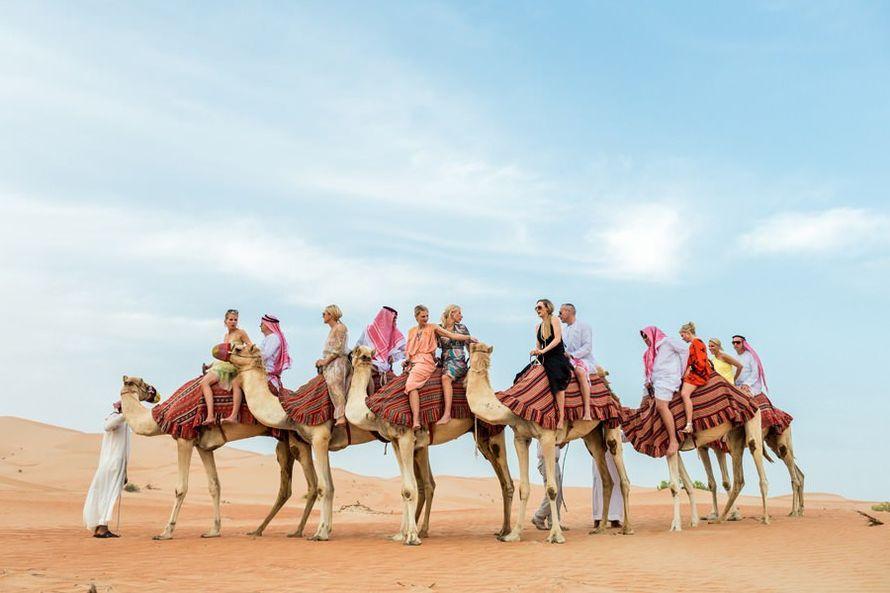 Свадьба в Qasr Al Sarab Desert Resort - фото 12769652 Eclipse Events - свадебные церемонии в Дубае