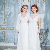 Md: Женя и Эля  Ph: Зейнаб Гусейнова  MUAH: Ирина Петрова  Dress: Ульяна Сорочинская