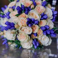 Букет невесты  Фотограф Наталья Босяченко  Флорист-дизайнер Нина Тазеева