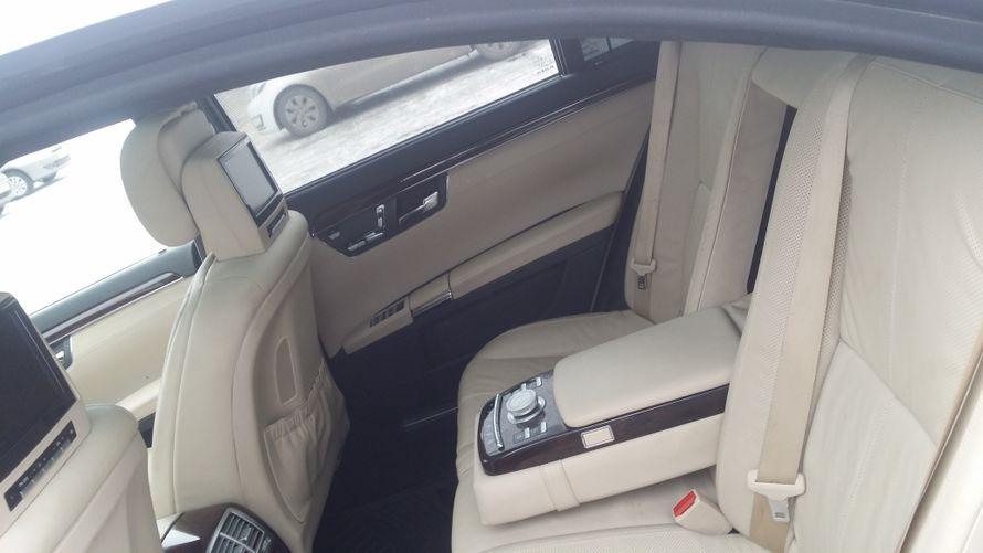 Фото 12828174 в коллекции Mercedes S500 - Аренда автомобиля Mercedes