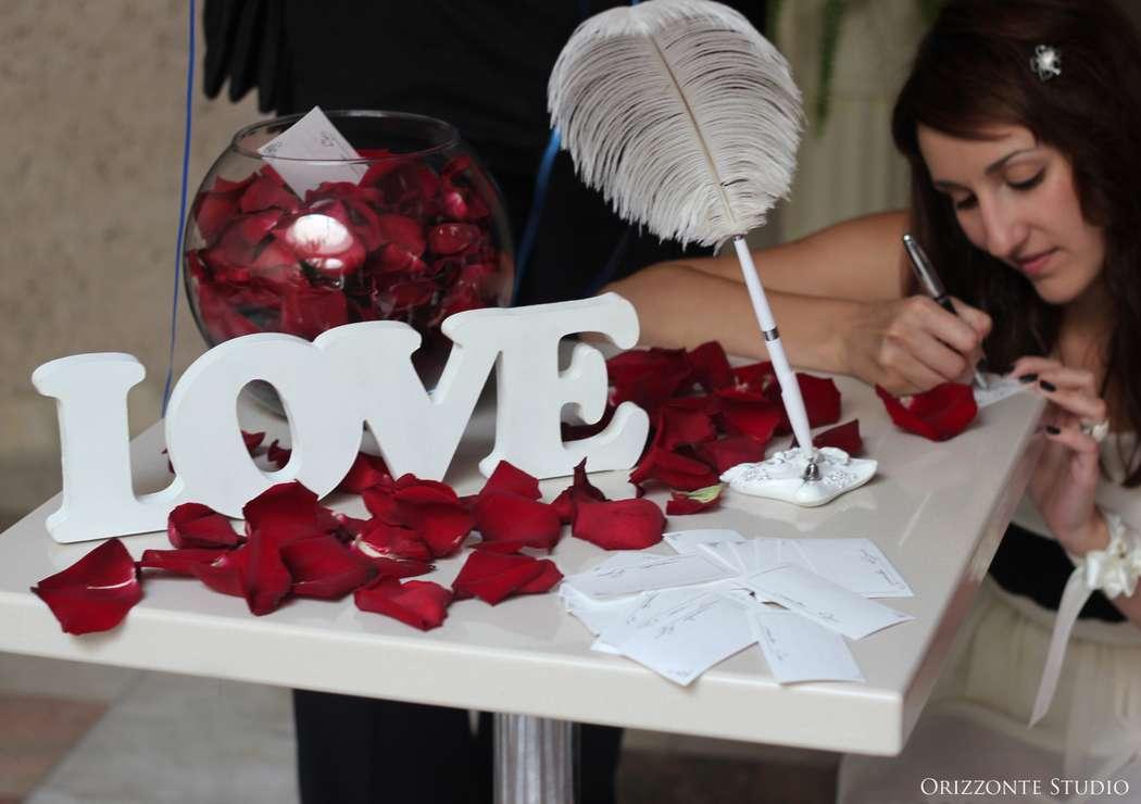 Фото 1552341 в коллекции Оформление свадебного банкета - Orizzonte studio - свадьба под ключ