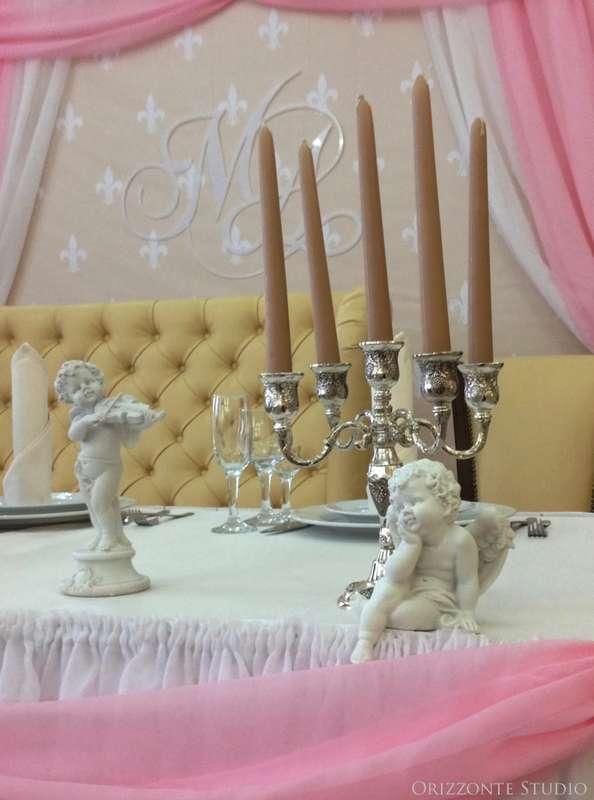 """Оформление свадебного банкета в ресторане """"Версаль"""" - фото 1552353 Orizzonte studio - свадьба под ключ"""