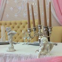 """Оформление свадебного банкета в ресторане """"Версаль"""""""