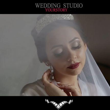 Видеосъёмка полного дня (1 камера) + Love story  в подарок