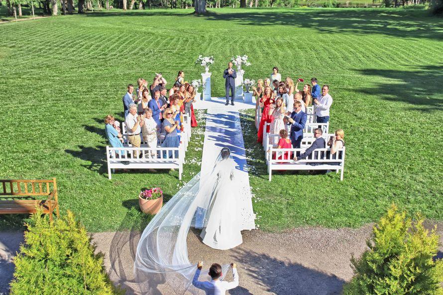 Аренда площадки для выездной церемонии