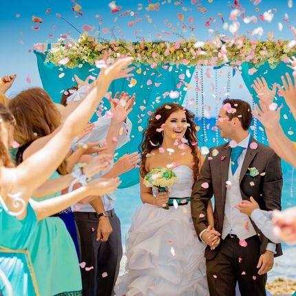 Официальная свадьба на Кипре