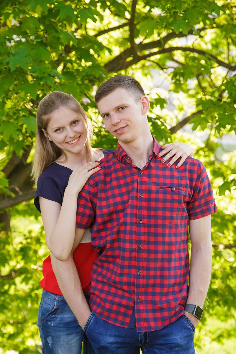 Фото 12963570 в коллекции Love Story Миша и Аня - Фотограф Елена Счастная