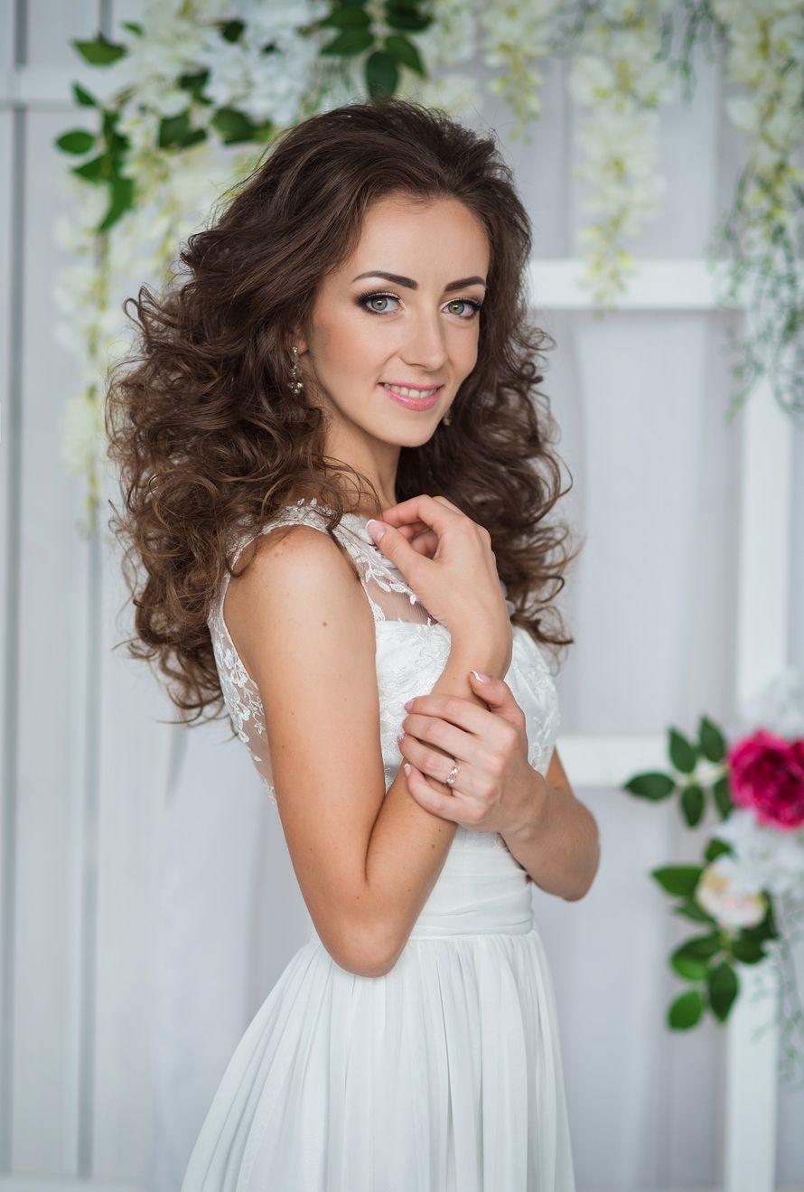Фото 12993114 в коллекции Свадебные прически - Стилист причёсок Ксения Иващук