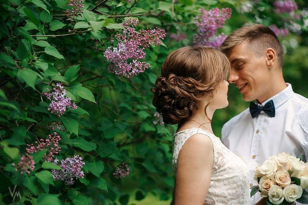 Фото 12993120 в коллекции Свадебные прически - Стилист причёсок Ксения Иващук
