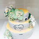 Вкусный тортик в стиле Рустик