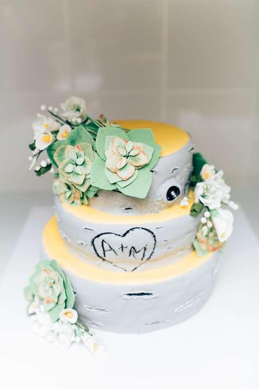Вкусный тортик в стиле Рустик - фото 13377488 Fairy wedding - студия организации свадеб