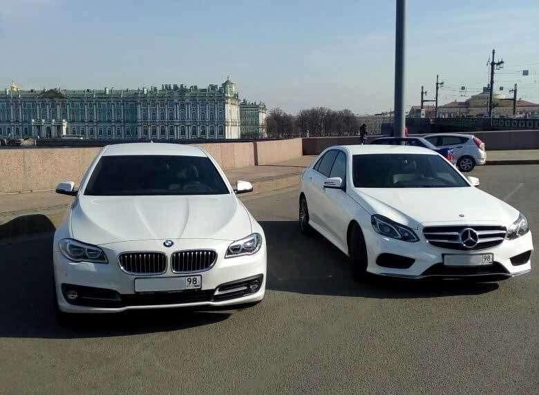 Фото 13145816 в коллекции Mercedes Benz, BMW на свадьбу - WhiteCo - аренда автомобилей на мероприятия