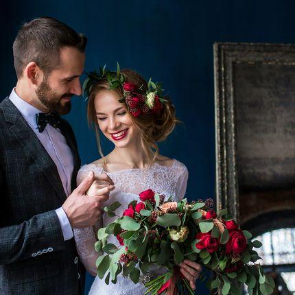 Фотосъёмка всего дня свадьбы