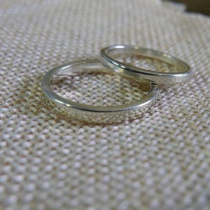 Мастер-класс кольца из белого золота 585 пробы