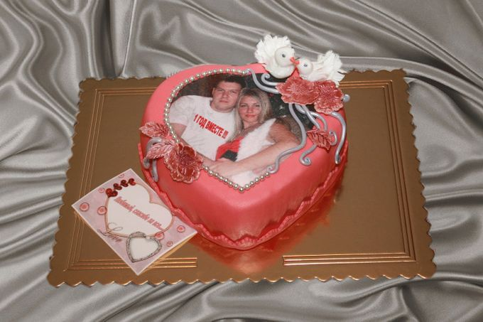 Торт для любимого мужчины фото