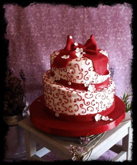 Торт с фото на заказ донецк