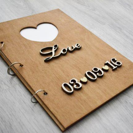 Книги пожеланий на свадьбу