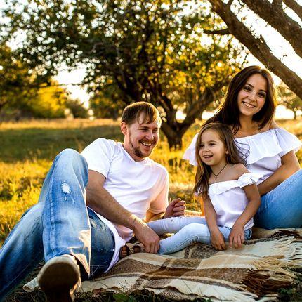 Семейная фото сессия