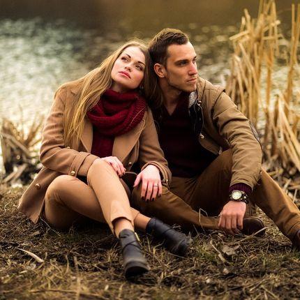 Предсвадебная фото сессия, Love-story