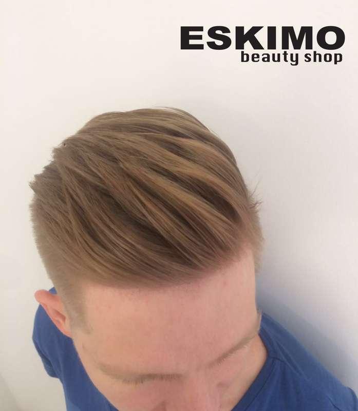 Фото 13316448 в коллекции Портфолио - Eskimo beauty shop - салон красоты
